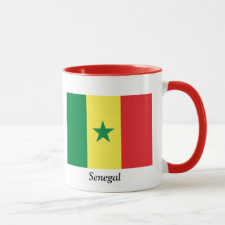 Flag of Senegal Mug