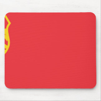 Flag of Skopje Mouse Pad