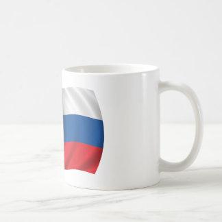 Flag of Slovakia Coffee Mug