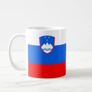 Flag of Slovenia Coffee Mug
