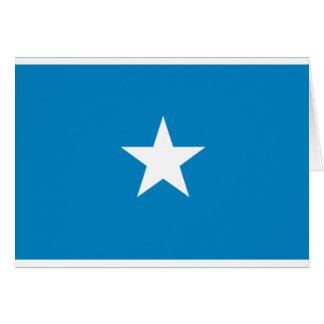 Flag of Somalia Card
