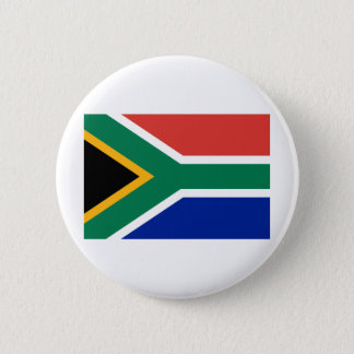 Flag of South Africa 6 Cm Round Badge