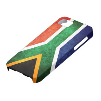 Flag of South Africa Barely There iPhone 5 Case