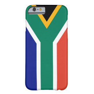 Flag of South Africa Barely There iPhone 6 Case