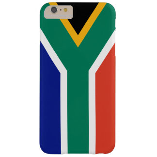 Flag of South Africa Barely There iPhone 6 Plus Case