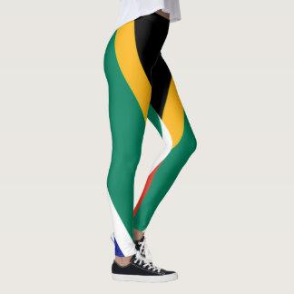 Flag of South Africa Bokke Leggings