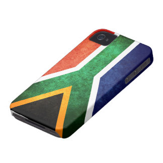 Flag of South Africa Case-Mate iPhone 4 Case