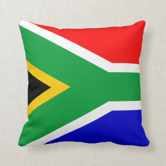 flag of south africa cushion