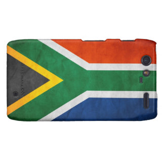 Flag of South Africa Grunge: Droid RAZR Cases