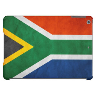 Flag of South Africa Grunge: Cover For iPad Air