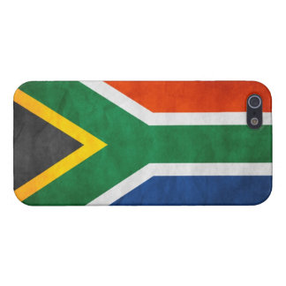 Flag of South Africa Grunge: iPhone 5/5S Covers