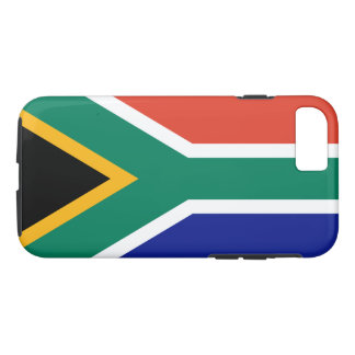 Flag of South Africa iPhone 7 Case