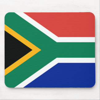 Flag of South Africa Mouse Pad