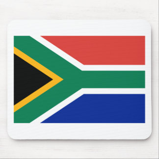 Flag of South Africa Mousepads