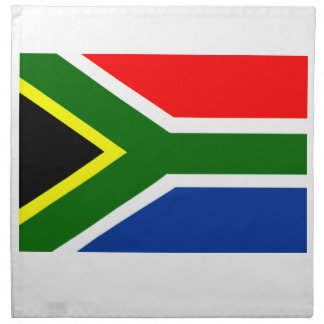 Flag of South Africa Napkin