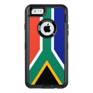 Flag of South Africa OtterBox iPhone 6/6s Case