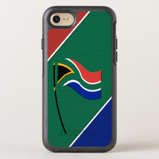 Flag of South Africa OtterBox Symmetry iPhone 7 Case