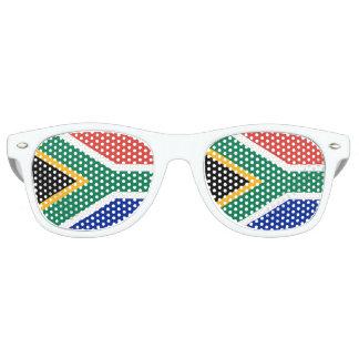 Flag of South Africa Retro Sunglasses