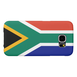 Flag of South Africa Samsung Galaxy S6 Cases