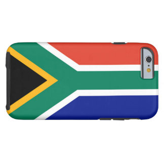 Flag of South Africa Tough iPhone 6 Case