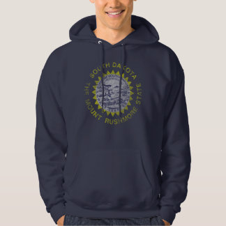 Flag of South Dakota Hoodie