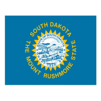 Flag of South Dakota Post Cards