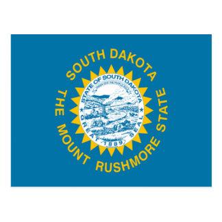 Flag of South Dakota Postcard