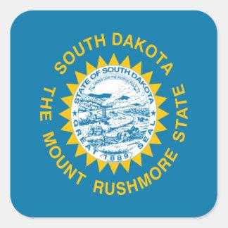 Flag of South Dakota Sticker