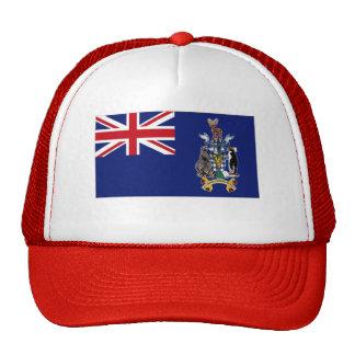 Flag of South Georgia Mesh Hat