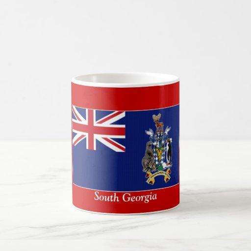 Flag of South Georgia Mug