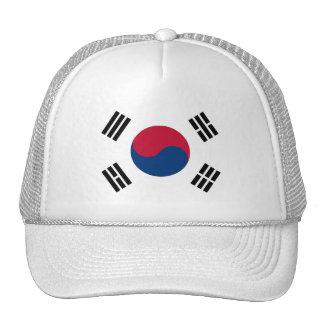 Flag of South Korea - 태극기 - 대한민국의 국기 Cap