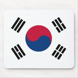 Flag of South Korea Mouse Pad