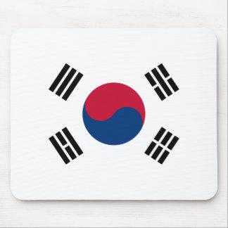 Flag of South Korea Mousepads