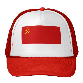 Flag of Soviet Union Mesh Hat