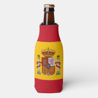 Flag of Spain - Bandera de Espana Bottle Cooler