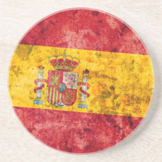 Flag of Spain Coaster