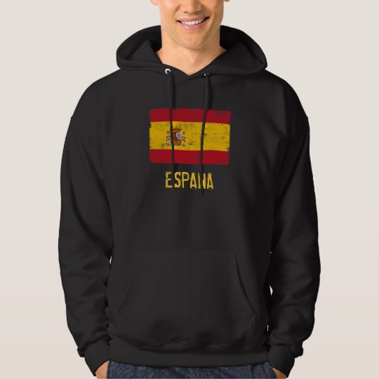 Flag of Spain Hoodie