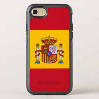 Flag of Spain OtterBox iPhone Case