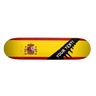 Flag of Spain Skateboards
