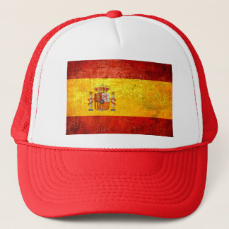 Flag of Spain Trucker Hat
