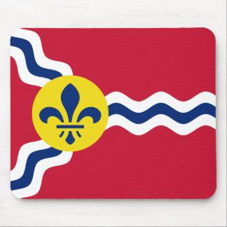Flag of St. Louis, Missouri Mouse Mat