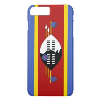 Flag of Swaziland iPhone 7 Plus Case