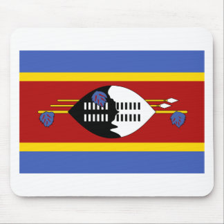 Flag of Swaziland Mouse Pad