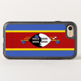 Flag of Swaziland OtterBox iPhone Case