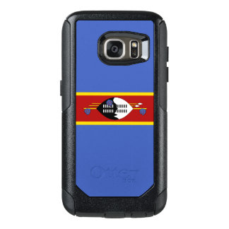 Flag of Swaziland Samsung OtterBox Case