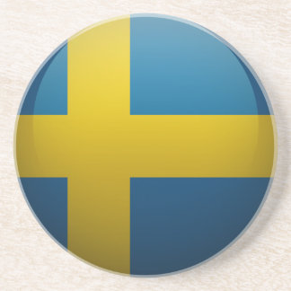 Flag of Sweden Coasters