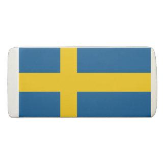 Flag of Sweden Eraser