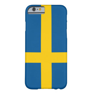 Flag of Sweden iPhone 6 case
