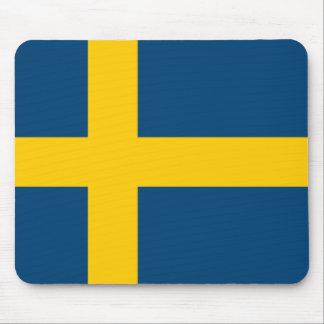 Flag of Sweden Mouse Mat