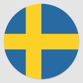 Flag of Sweden Sticker